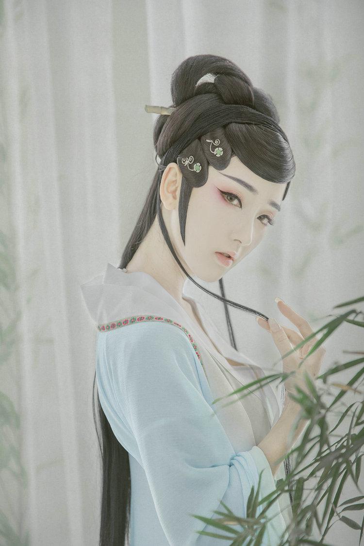 【蔷薇音画】半阙江湖  (文-飒野) 单图/特效(原创版),预览图1